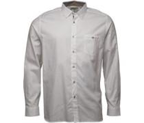 Ifel Hemd mit langem Arm Weiß