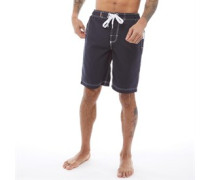 Panel Boardshorts Dunkelnavy