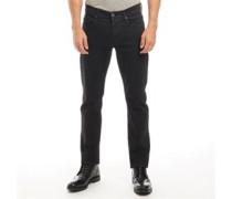 Denim Jeans mit geradem Bein
