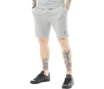 Core Jersey Shorts Graumeliert