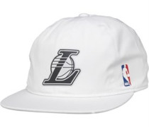 NBA Snap Back Lakers Mütze Biały