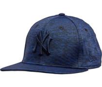 Unisex MLB New York Yankees Space Dye 9fifty Mütze Navymeliert