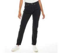 501® Skinny Jeans Schwarz
