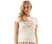 Anouk Love T-Shirt Ecru