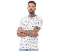 Claws T-Shirt Weiß