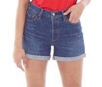 501® Denim Shorts Mittelblau