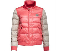 Original Down Baseball Jacke Rosa