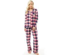 Karo Pyjama Rosa