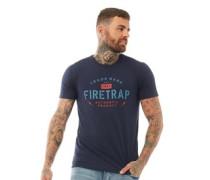 Omega T-Shirt Navy