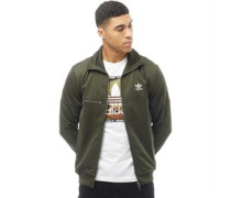 Mens Fallen Future Track Top Night Cargo