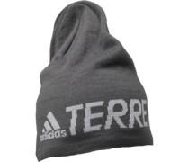 TERREX Logo Beanie Mütze Grau