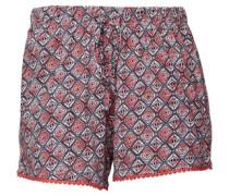 Shorts Korallenrot