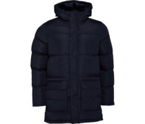 Row Parka Jacke Navy