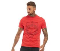 Onzo T-Shirt Rot