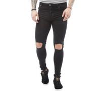Parker Skinny Jeans Schwarz