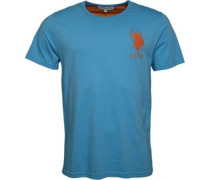 Jackson T-Shirt Mittelblau