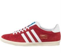 Gazelle OG Sneakers Rot