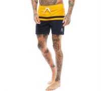 Mens Teesdale Swim Shorts Saffron