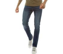 Skinny Jeans Verblasstes Dunkel