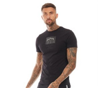 Lagoon T-Shirt Schwarz