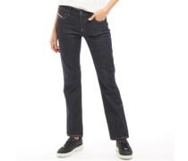 Bootzee-St Bootcut Jeans Dunkelblau