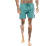Mens Botones Swim Shorts Blue Spruce