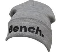 Parrales Beanie Mütze Graumeliert