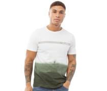 Bergamore T-Shirt Flaschengrün