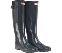 Original Womens Refined Gloss Wellington Boots Dark Slate