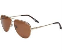 Unisex Wake Sonnenbrille Braun