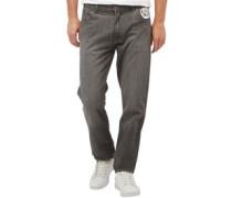 Studding Jeans in Slim Passform