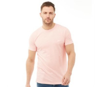 FC Embroidery 2 T-Shirt Pink