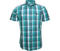 Greening Hemd mit kurzem Arm
