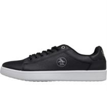 Star Sneakers Schwarz