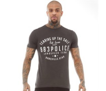 Joes T-Shirt Dunkelgrün