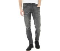 Overburg Jeans mit zulaufendem Bein