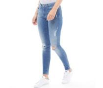 Carmen Reg Skinny Jeans Verblasstes