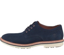 Naples Trail Oxford Schuhe Navy