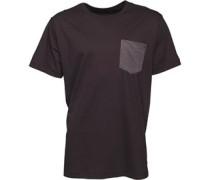 Plus Size Contrast T-Shirt