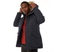 Beattie Parka Jacke Navy