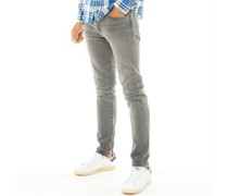 512 Stretch Jeans in Slim Passform Hell