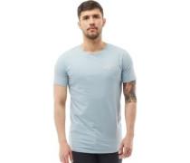 Hulton T-Shirt Blau