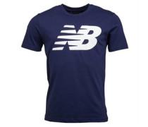 Logo Graphic T-Shirt Navy