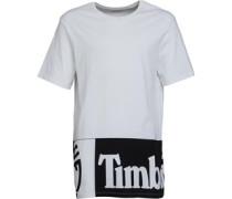 Large Logo T-Shirt Weiß