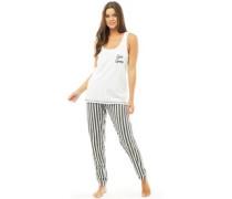 Sadie Pyjama Weiß
