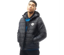 Mens Core Poly Fill Jacket Black