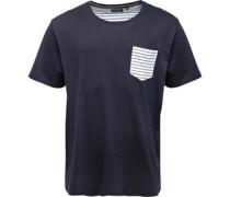 Übergröße Generate T-Shirt Navy