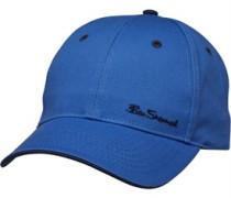 Ash 6 Panel Mütze Königsblau