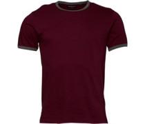 Tallon T-Shirt Burgunderrot