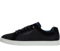 Klemes Text Sneakers Schwarz